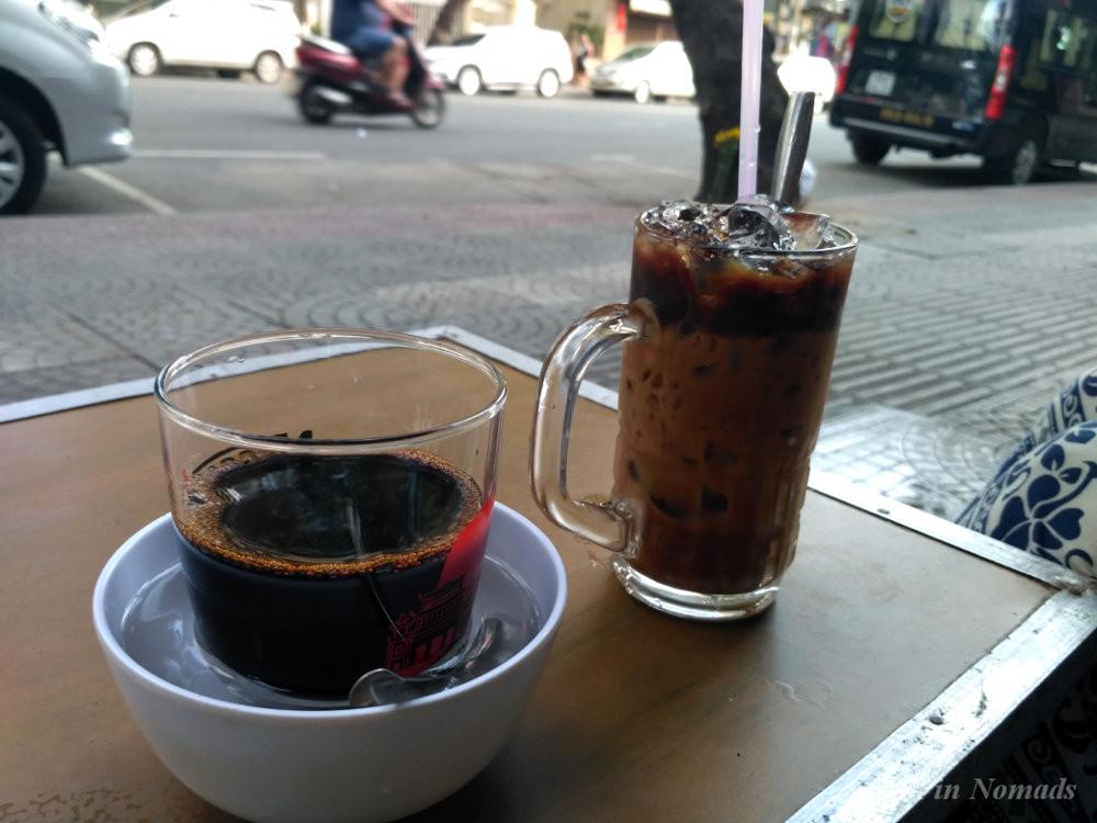 Vietnamilainen kahvi Saigon