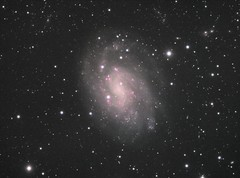 NGC 300 DRIZZLE Version