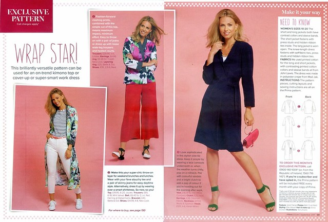 Prima Magazine - Pattern, September 2017 (02)