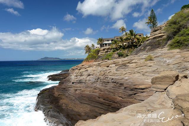 【美國夏威夷歐胡島】Spitting Cave~在地人私房秘境,僞夏威夷人的樂活人生