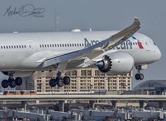 American Airlines Boeing 787-9 (N829AN)