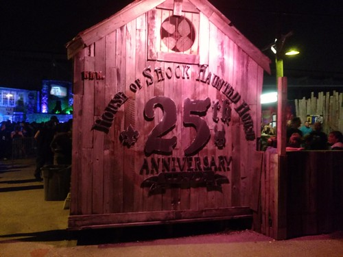 House Of Shock 25 years