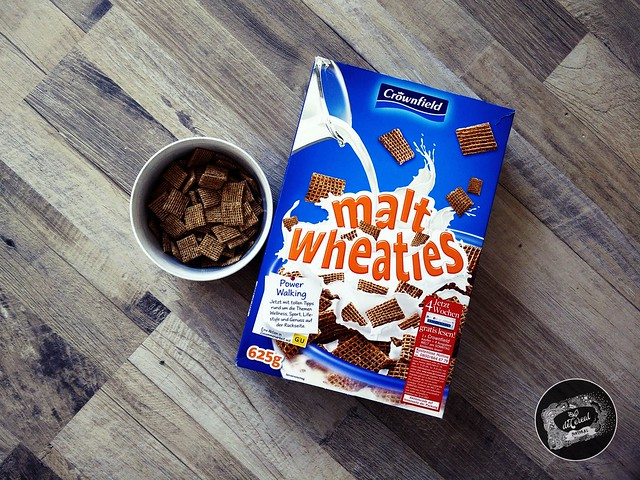 Crownfield Malt Wheaties