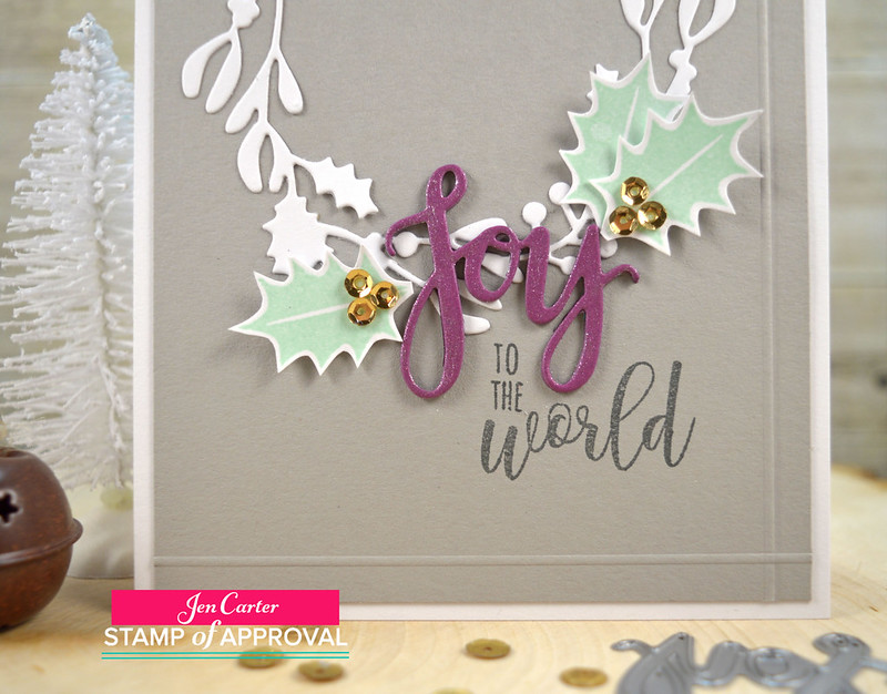 Jen Carter CP Joy to the World Wreath Closeup 2 wm