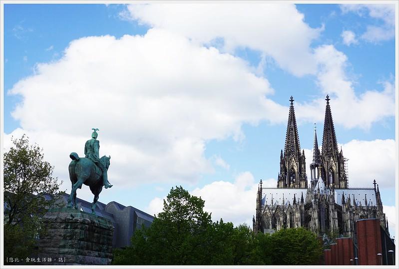 科隆大教堂-11-凱薩威廉二世