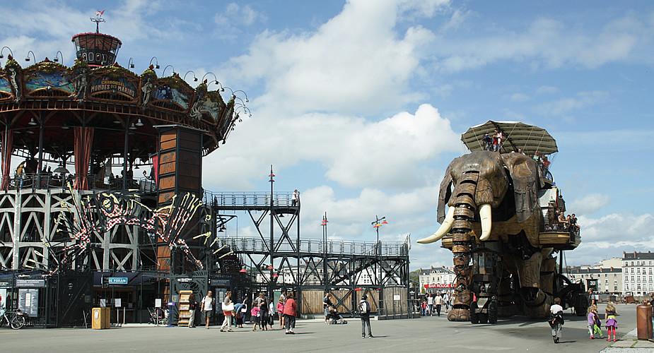 De leukste stedentrips in juni: stedentrip Nantes | Mooistestedentrips.nl
