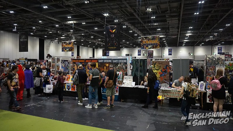 image - MCM London Comic Con (Winter 2017) 17