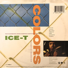 ICE-T:COLORS(JACKET B)