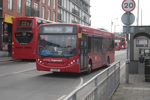 Stagecoach London 36292 LX11AXK
