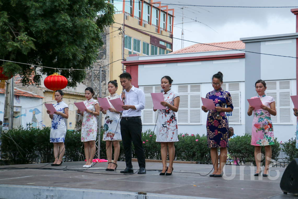 Comemoração do Dia Mundial dos Institutos Confúcio na Uni-CV