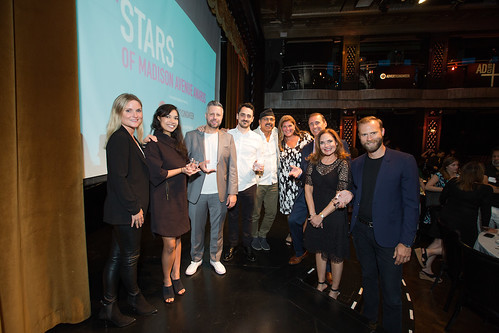Stars of Madison Avenue 2017