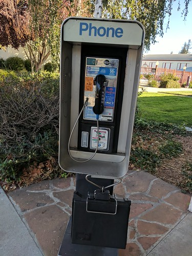 October 2: Working Payphone