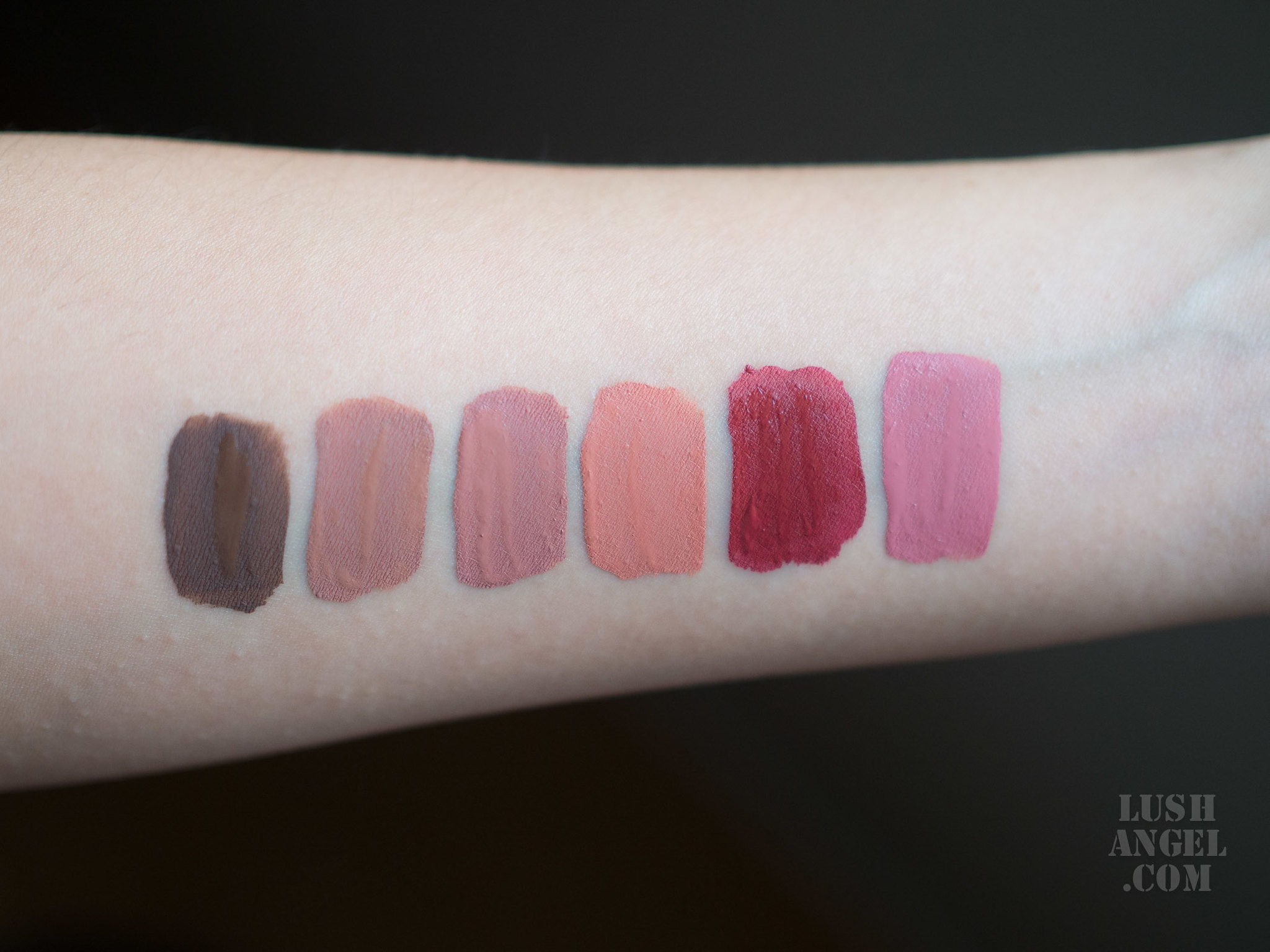 cathy-doll-nude-me-matte-liquid-lipstick-swatches