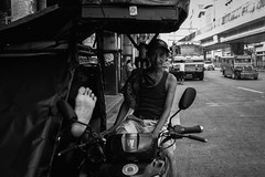 Transportation Adult Blackandwhitephotography Day Photooftheday Streetphotography Eyeemph WeekOnEyeEm Street Photography EyeemPhilippines