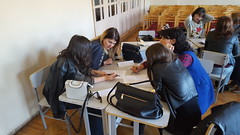 Training in Vanadzor