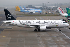 TAP Portugal | Airbus A320-200 | CS-TNP | Star Alliance livery | London Gatwick