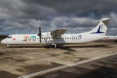 TACV Cabo Verde Airlines ATR72-212A D4-CCC