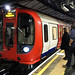 RD16184.  London Underground Metroploitan Line S8 stock at Farringdon.
