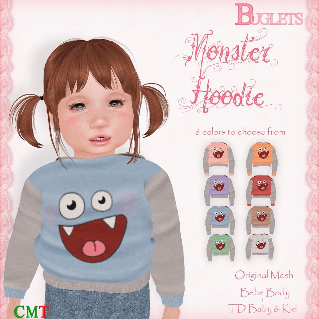 Monster Hoodie AD - TeleportHub.com Live!