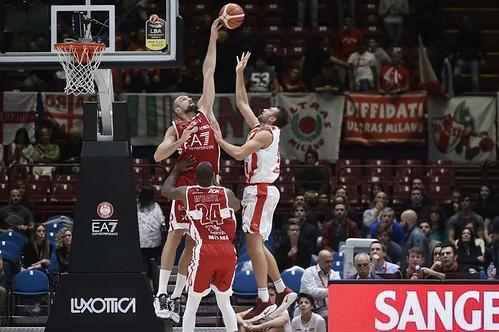 Olimpia Milano, una stagione ancora da consolidare