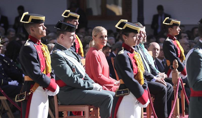 Celebración de la Patrona de la Guardia Civil
