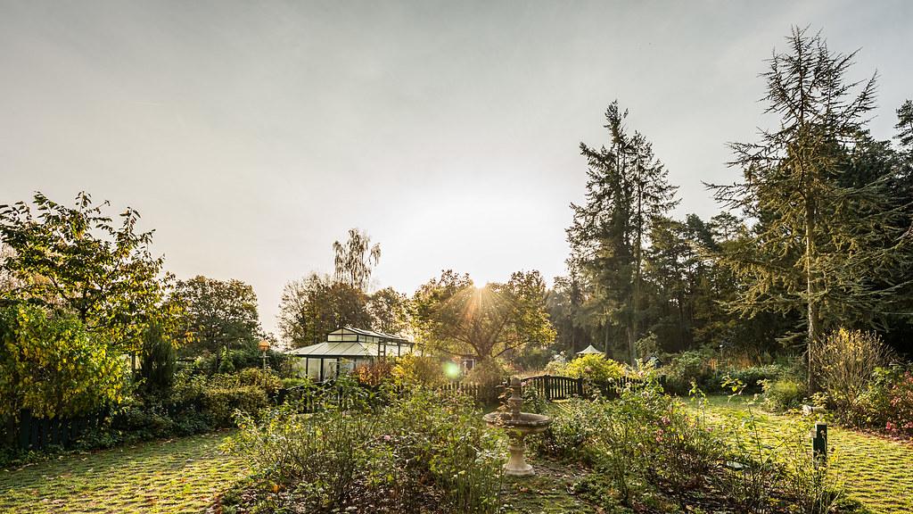 Gutshof Mühlengels   Herbst