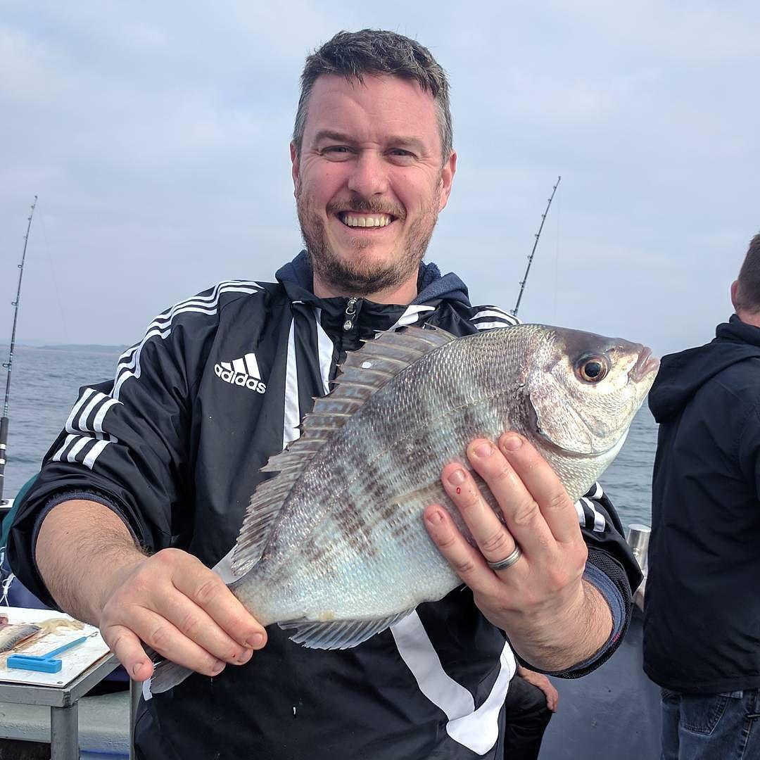 Plenty of nice bream caught yesterday #amarisaweymouth #blackbream #ukfishing #fishingtrip