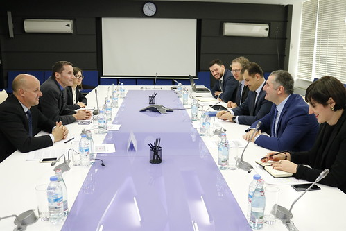 Onsite-visit in Tbilisi to launch Induction Programme and assist Georgia in the implementation of the new international tax standards