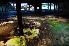 derelict debris