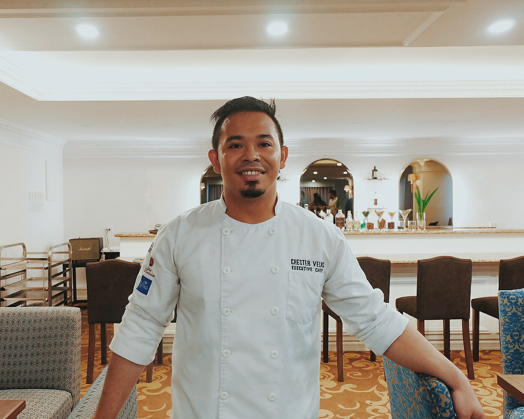 The Penthouse, Hotel Rembrandt Food Price Chef Chester Delos Reyes