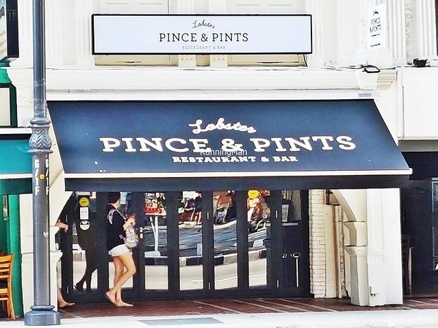 Pince & Pints Facade