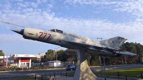 277 MiG-21 Nessebar. 22-10-17