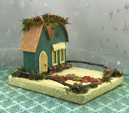 Autumn Putz house`