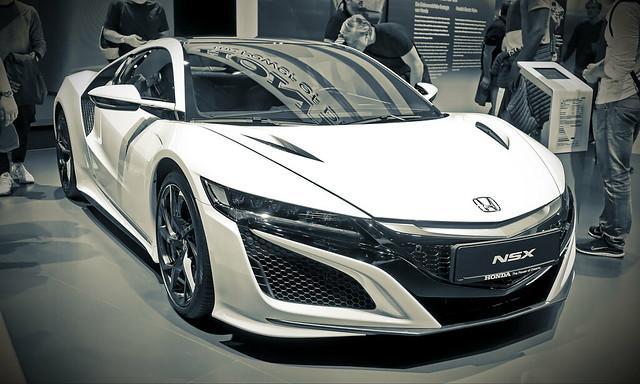 NSX (Mk2) - Honda