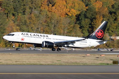 Boeing 737 MAX 8 Air Canada N60436 LN6634