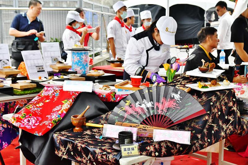 台南府味客家料理比賽48