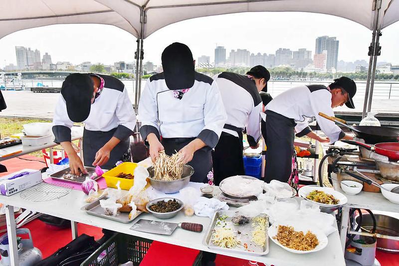 台南府味客家料理比賽13