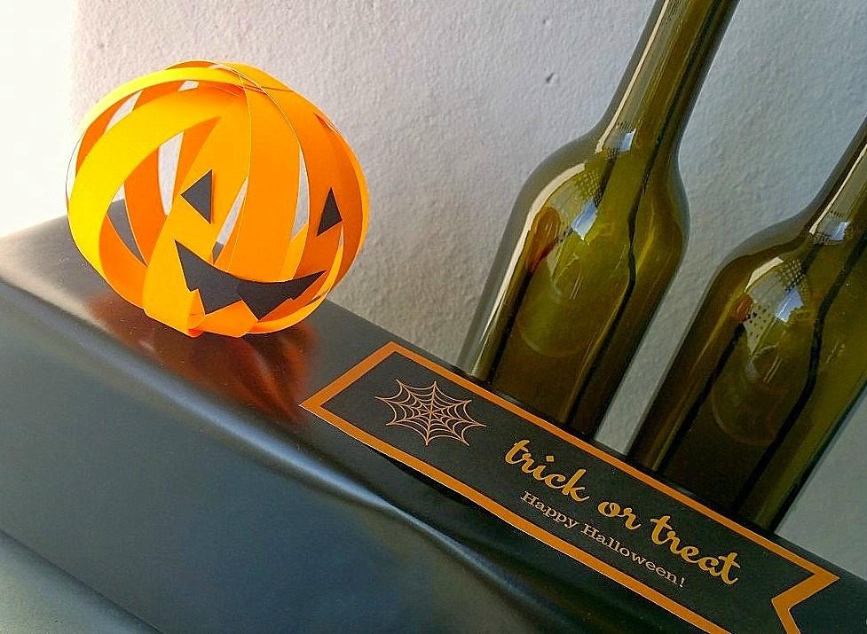 halloween-kurpitsakoriste