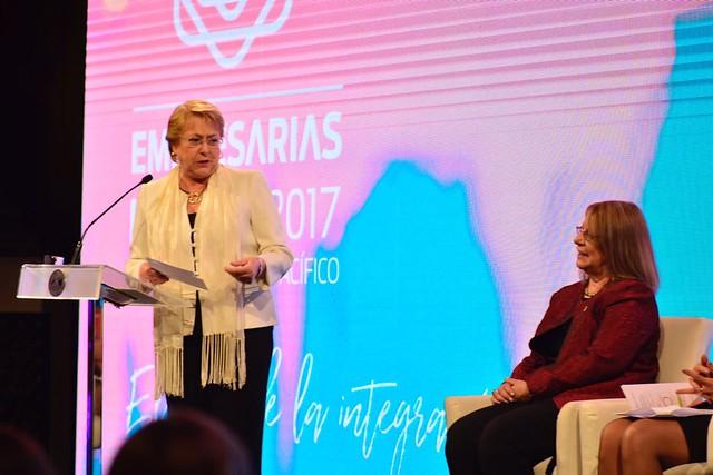III encuentro de empresarias líderes de la Alianza del Pacífico