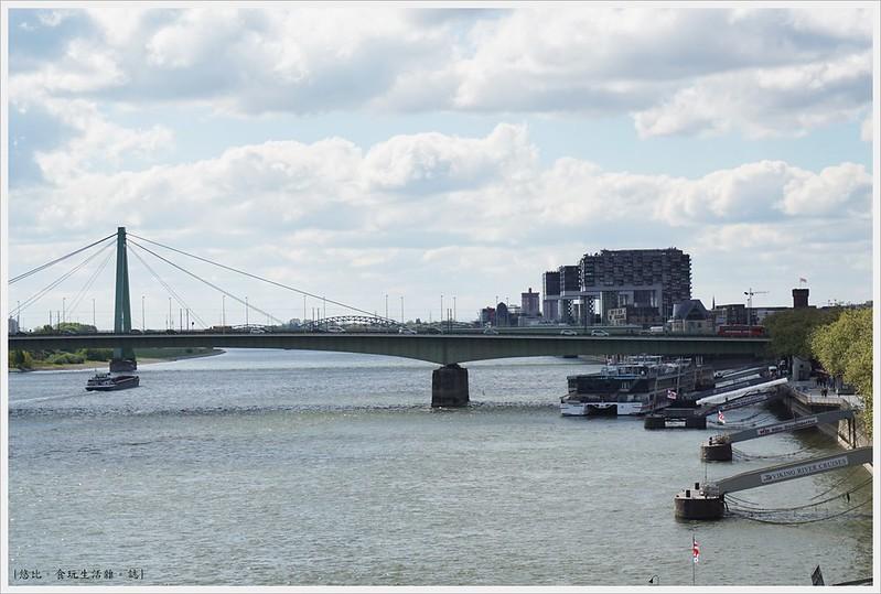 科隆-霍亨索倫橋-8