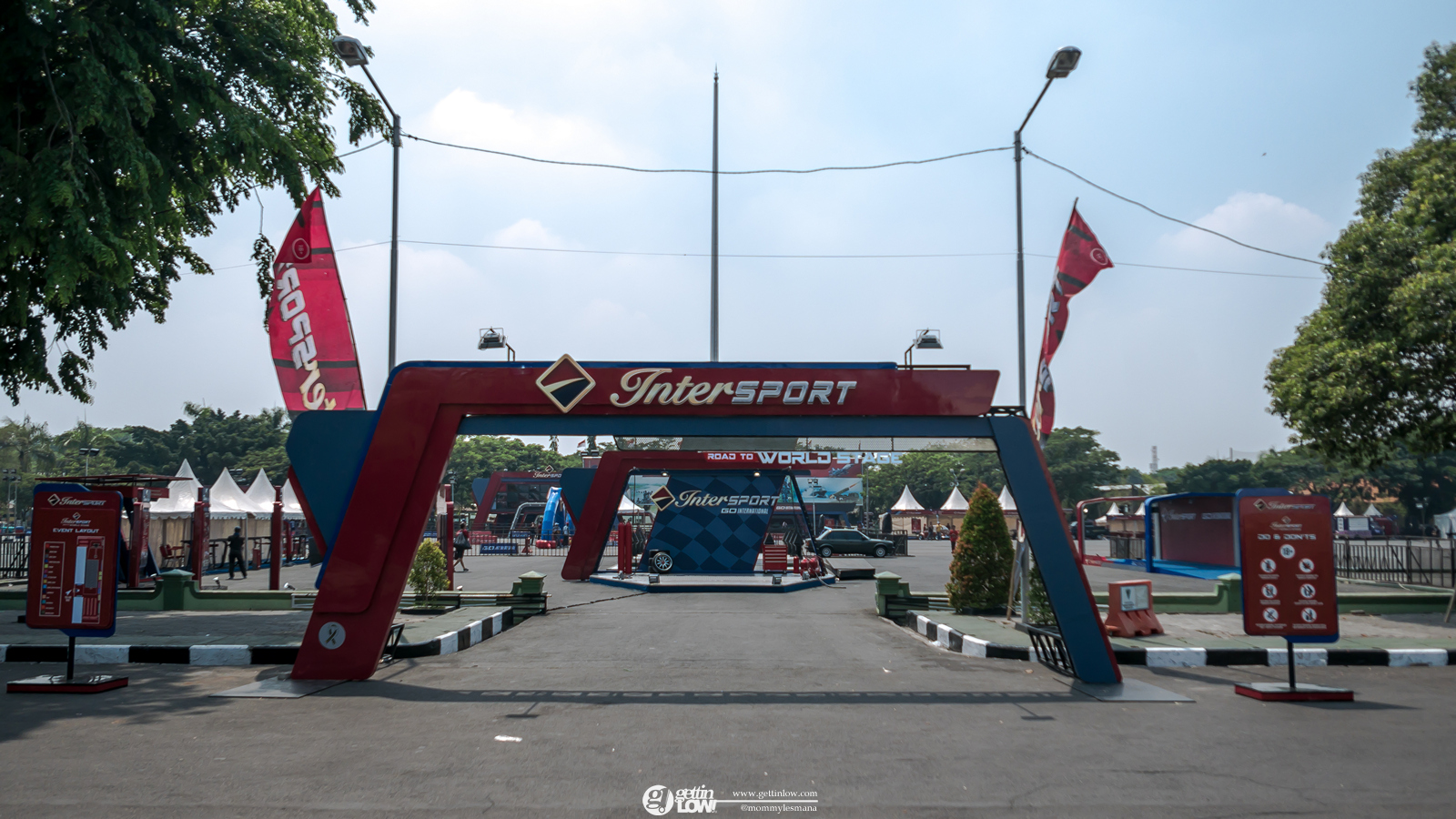 Intersport Surabaya 2017