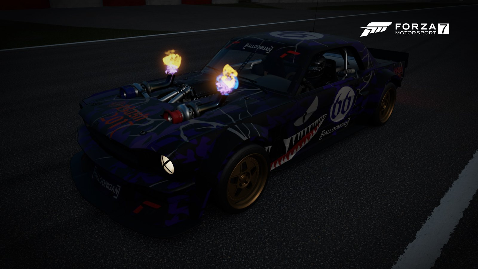 Fm7 Contests Image Archive Of The Turn 10 Contest Winners Week Game Speed Circuit 3m Sports 1971 Racing Vintage Matheusmsts Hoonigan Ford Hoonicorn Mustang 1965 Fantasy