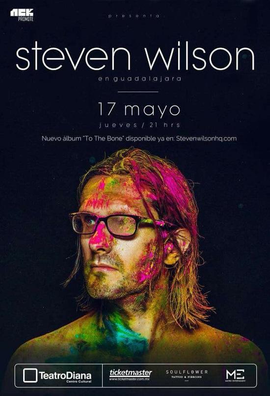 Steven Wilson / Teatro Diana.