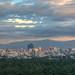 Mexico City Skyline por ap0013