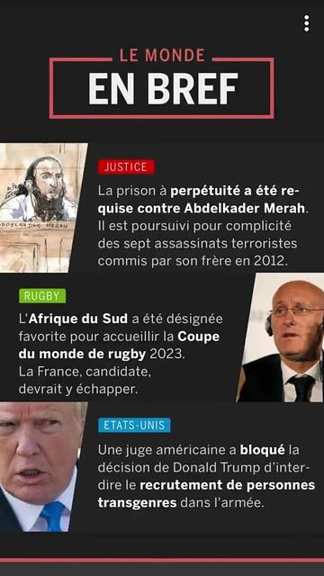 Stop Snap du Monde