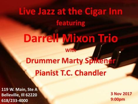 Cigar Inn 11-3-17