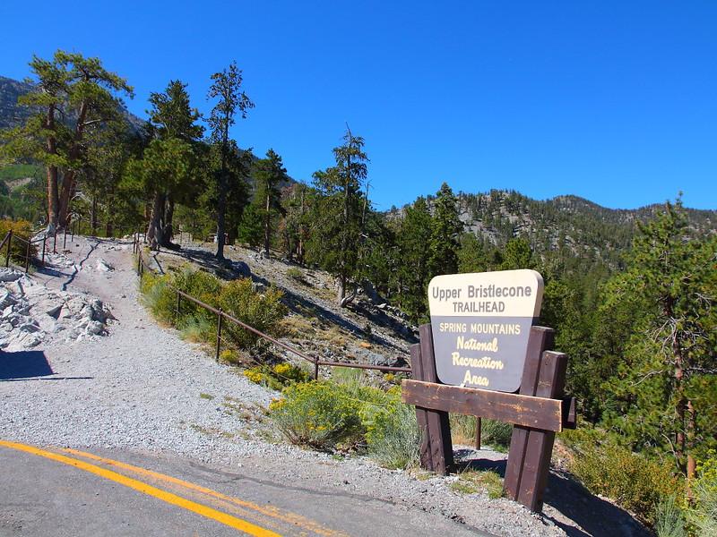 IMG_9640 Upper Bristlecone Pine Trailhead