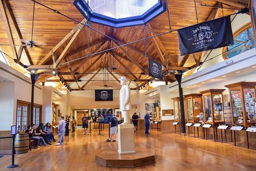 Jack Daniel's Distillery, Lychnburg, TN