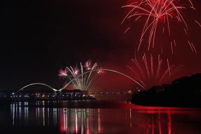 Stockton Fireworks 2017