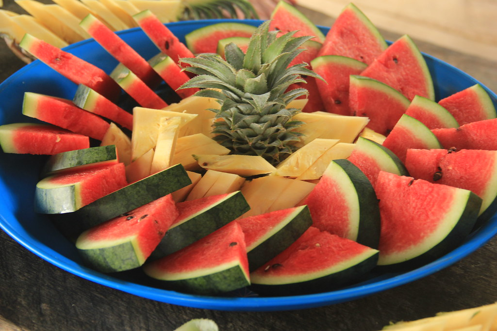 Fresh fruits, Khao Sok National Park